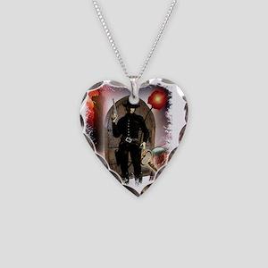 TheGunslinger11x11-Trans Necklace Heart Charm