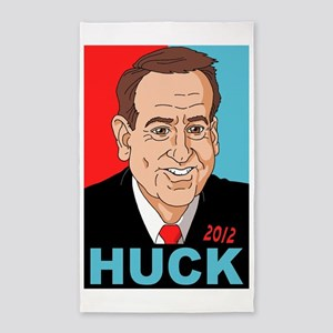 HUCK2012 3'x5' Area Rug