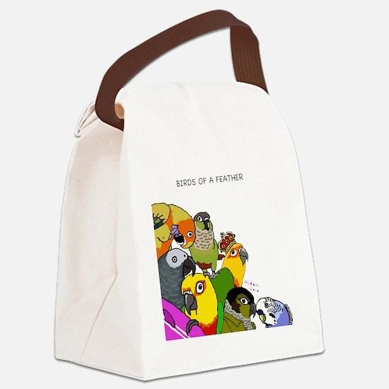Conurebunklecrop Canvas Lunch Bag