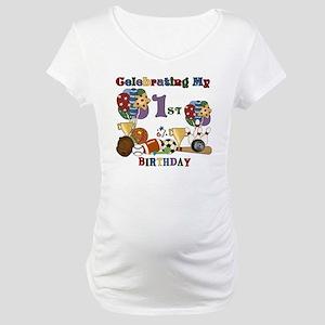SPORTXP1ST Maternity T-Shirt