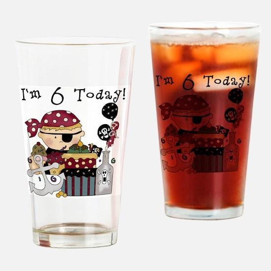 BOYPIRATE6 Drinking Glass