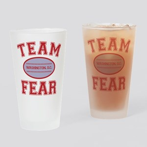 2-team fear Drinking Glass