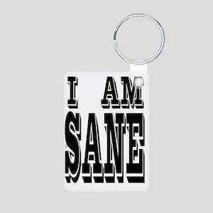 sane Aluminum Photo Keychain