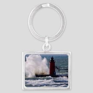 0001-Lighthouse (110) Landscape Keychain