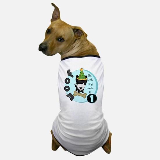 Dog Lover 1st Birthday Dog T-Shirt