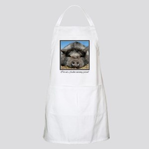 Not A Morning Person BBQ Apron