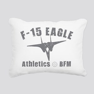 varsity-f15-athletics-gr Rectangular Canvas Pillow