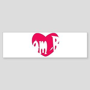 bottombitch003 Sticker (Bumper)