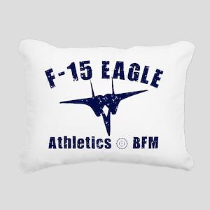 varsity-f15-athletics Rectangular Canvas Pillow