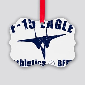 varsity-f15-athletics Picture Ornament