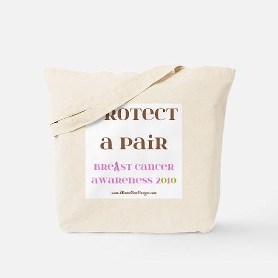 protect-a-pair-2010-CFP2 Tote Bag