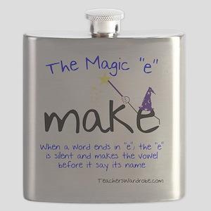 The Magic E Flask