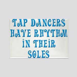 Tap Soul quote Rectangle Magnet