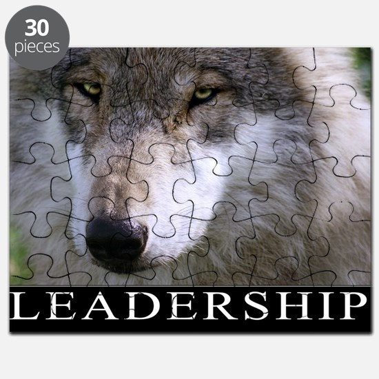 Leadership Motivational Poster Puzzle