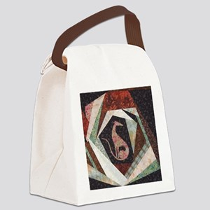 All That Jazz Canvas Lunch Bag