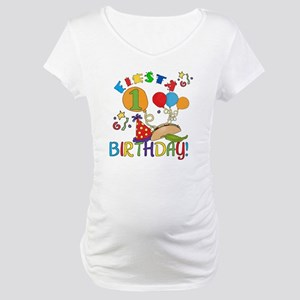zxfiesta1 Maternity T-Shirt
