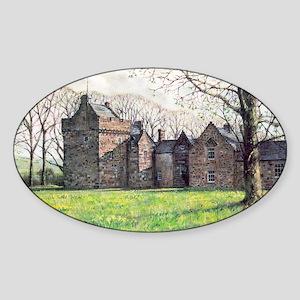7.5x52 Sticker (Oval)