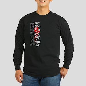 kajukenbo Long Sleeve T-Shirt