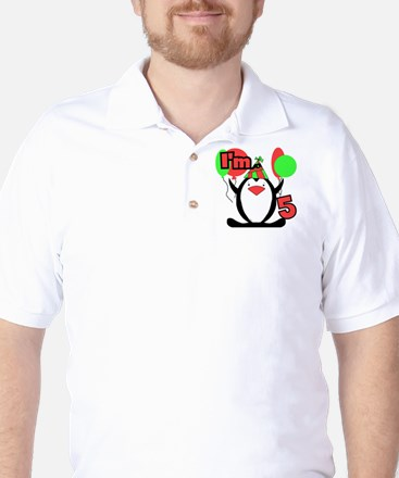 PENGUIN5 Golf Shirt