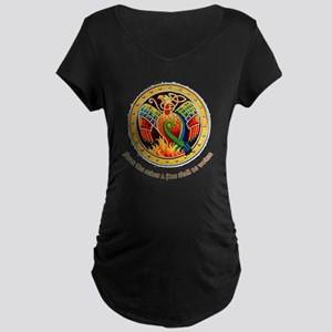 from the ashes Maternity Dark T-Shirt