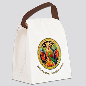 from the ashes Canvas Lunch Bag