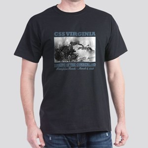 CSS Virginia -Cumberland Dark T-Shirt