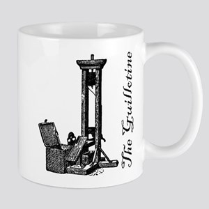 The Guillotine Stainless Steel Travel Mugs