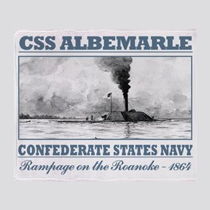 CSS Albemarle Throw Blanket