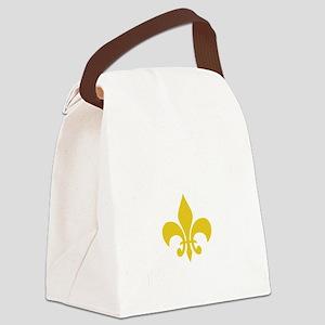 We Dat -dk Canvas Lunch Bag