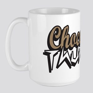 chocolate thunder Large Mug