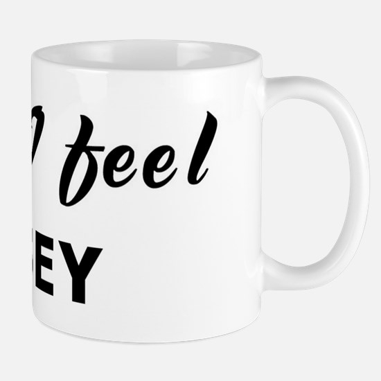 Today I feel nosey Mug
