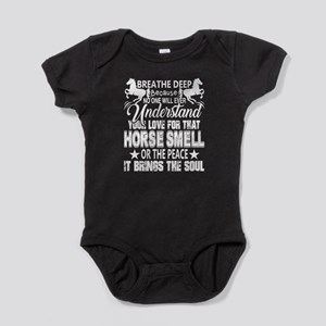 Horse Smell Tee Shirt Body Suit
