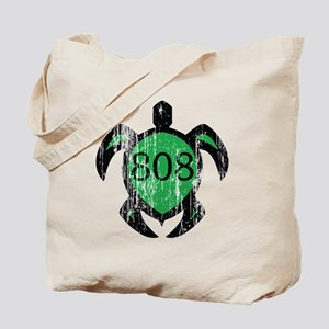 808turtle Tote Bag