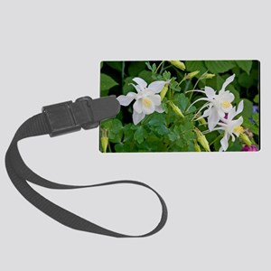 columbine4posters Large Luggage Tag