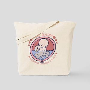 waterbreaker-PSI-DKT Tote Bag