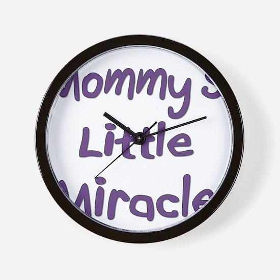 mommyslittlemiracle Wall Clock
