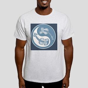 vioyin-yang-blu-BUT Light T-Shirt