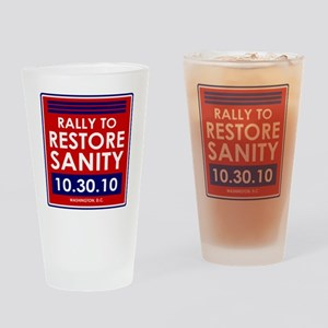 rallytorestore Drinking Glass