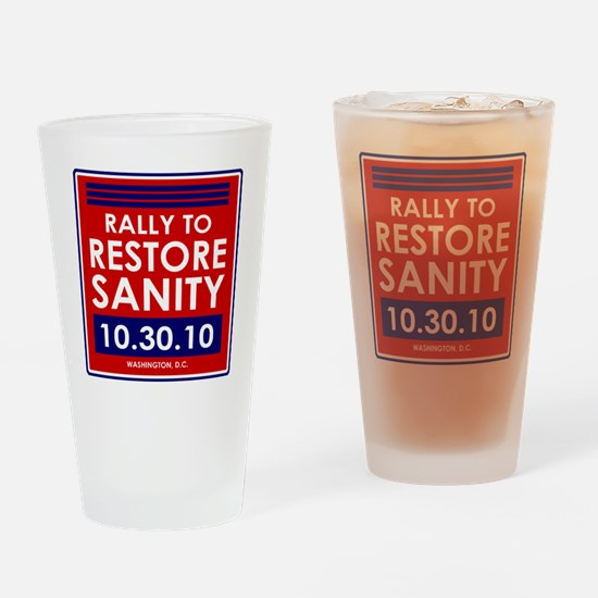 rallytorestore Drinking Glass