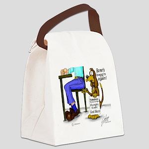 beg Canvas Lunch Bag