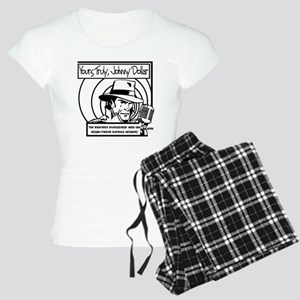 Yours Truly Johnny Dollar B Women's Light Pajamas