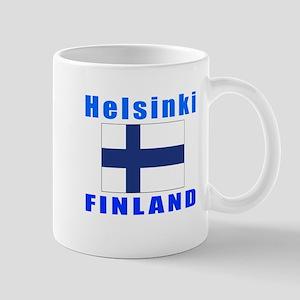 Helsinki Finland Designs Mug