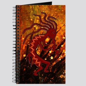 Kokopelli and Fireflies Journal