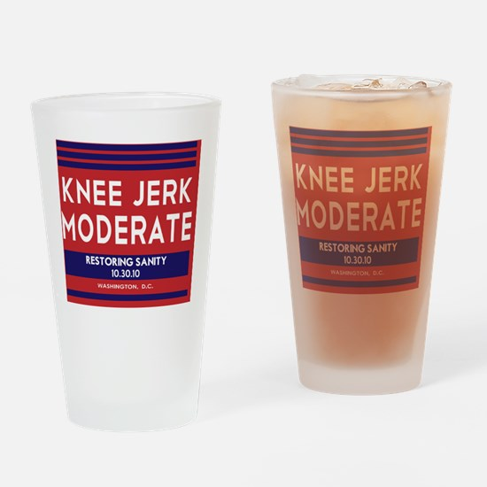 sanitymoderate Drinking Glass