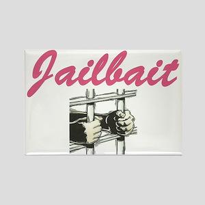JAILBAIT Rectangle Magnet
