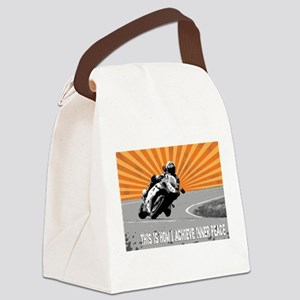 InnerPeace Canvas Lunch Bag