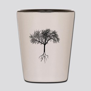 Tree Shot Glass