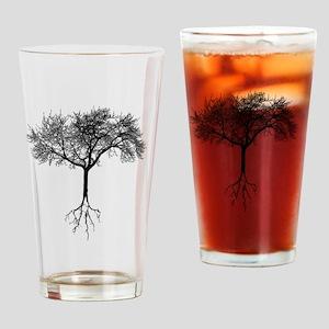 Tree Drinking Glass