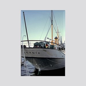 acadia ship1 Rectangle Magnet