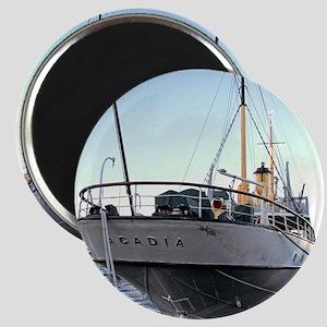 acadia ship1 Magnet